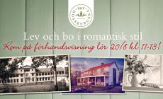 Välkommen på förhandsvisning till Brf Mossbergska!