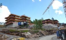 Välkommen till Bredablick. Nya bilder från bygget.