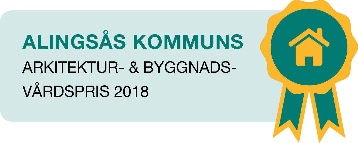 Alingsås Kommuns Arkitektur- och Byggnadspris 2018